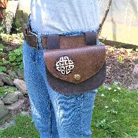 Belt Bag Belt Bag Celtic Knot