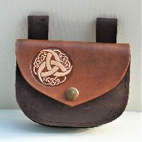 Belt Bag Belt Bag Triquetra Tribal