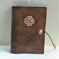 Book Cover Book Cover A5 Celtic Knot