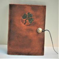 Book Cover Book Cover A5 - Shamrock No.1