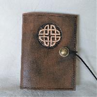 Book Cover Book Cover A6 Celtic Knot