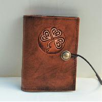 Book Cover Book Cover A6 Shamrock No.1