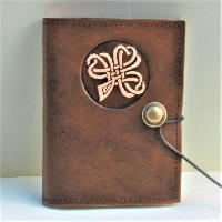 Book Cover Book Cover A6 Shamrock No.2
