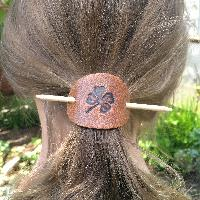 Hair Slide - small Hair Slide - small Shamrock