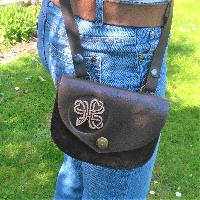 Shoulder Bag - small Shoulder Bag small Shamrock