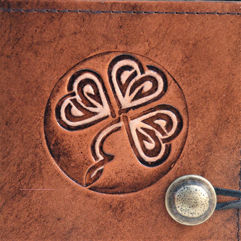 Celtic Leather Craft tan / blond Colours