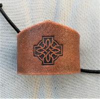 Wristband - narrow Wristband - narrow Celtic Cross