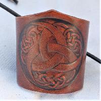 Wristband Wristband Triquetra Tribal